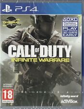 Call Of Duty - Infinite Warfare For PS4 (New & Sealed)