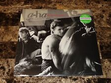 a-ha Sealed Hunting High & Low Deluxe Edition 180 Gram Vinyl LP Record Reissue