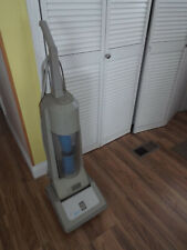 Vintage Amway Cleartrak Bagless Upright Vacuum Cleaner w/Attachments