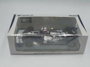 Spark 1:43 Pierre Gasly Alpha Tauri AT01 Italian GP F1 2020 1st win S6480 new