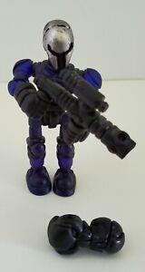 "Glyos Callgrim Suckadelic Sucklord Blue Purple Action Figure 3"" PVC Exclusive"
