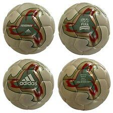 2002 Adidas Fevernova Official World Cup Match Ball Football Fifa Approved Sz 5
