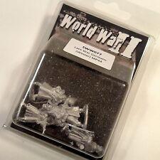 Artizan Designs - SWW077 - Late War Germans (Winter) MP44 Bolt Action WW2 Games