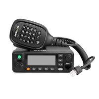 DMR Dual Band Standby RT90 Display Digital 50W Mobile Car Radio