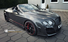 Bentley Continental GT/GTC Prior Design G1 Body Kit Genuine TUV Certified