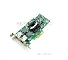 HP NC360T Dual Port Server Adapter Gigabit Ethernet Low Profile PCI-E