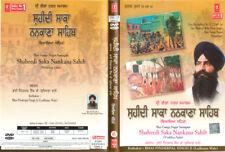Shaheedi Saka Nankana Sahib (DvD) Punjabi /Religious Live Recording
