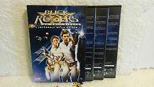 Coffret 6 DVD Buck Rogers au 25ème Siècle Saison 1 Intégrale VF Gerard Gray 25th