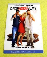 Drop Dead Sexy ~ New Screener DVD Movie ~ Jason Lee 2006 Comedy