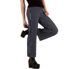 Markenlose weitem Bein Damenhosen Hosengröße 38