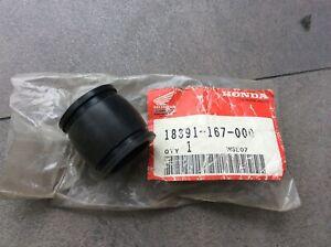 HONDA CR60R CR80R MTX125 EXHAUST GASKET NOS 18391-167-000