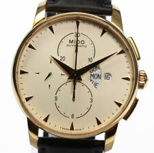 MIDO Baroncelli M8607.3.11.82 Chronograph day date Automatic Men's Watch_555600