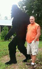 Bigfoot target Yeti, Sasquatch Or Abominable Snowman! Paper drawing 4' X 8'