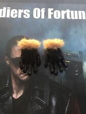 Art Figures Soldier of Fortune Expendables 2 JCVD Fur Gloves loose 1/6th scale