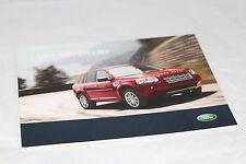 2008 Land Rover LR2  Original Brochure