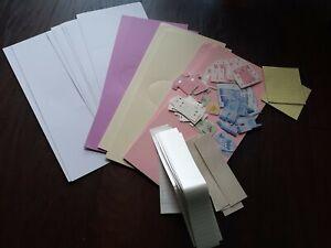CARD MAKING CRAFT  LOT