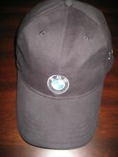 BMW Performance Driving School Adjustable Baseball Hat Cap Strapback Black