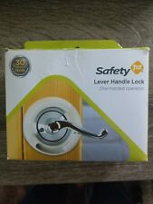 Safety 1st Lever Handle Lock Baby Proof Child Lock - One Hand Use -New Shipsn24