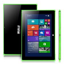"IRULU Walknbook Tablet PC New Windows 8.1 10.1"" 32GB Intel Laptop w/ Keyboard"