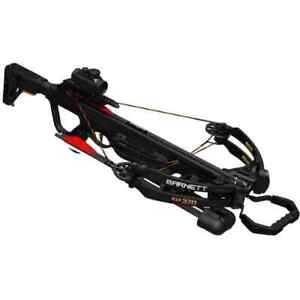 Barnett XP370 NEW IN BOX with bolts quiver cocking rope red dot