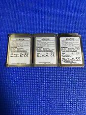 Lote de 3 Discos duros MK6006GAH y 8007GAH