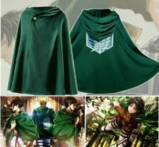 Halloween Costumes Cloak Anime SNK Shingeki no Kyojin Attack on Titan Cape LC