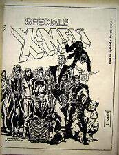 MARVEL STORY Speciale X-MEN 1989 fuori serie