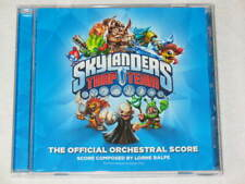 Skylanders Trap Team cd Official Score Activision Game Lorne Balfe 2014 RARE