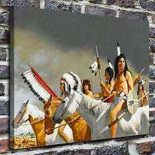 Ready for battle Paintings HD Print on Canvas Home Decor Wall Art Pictures
