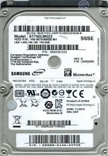 Samsung Momentus 750GB 2.5 Internal Hard Drive HDD 8MB ST750LM022 HN-M750MBB