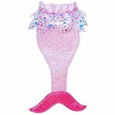 Pink Poppy Girls Dress Up Costume Mermaid One Size