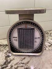 Pelouze Heavy-Duty Mechanical Package Scale, 50-pound Y50