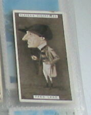 Courses de chevaux #25 Fred Lane - carte de cigarette de 1925