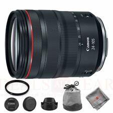 Canon RF 24-105mm f/4L IS USM Lens + 77mm UV Filter 2963C002