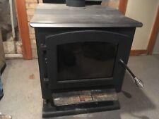 used 3 seasons wood burning stove
