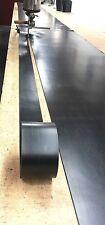 Neoprene Sheet Rubber Solid Strip 14thk X 3 W X 10 Foot Roll 60 Duro Std
