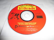 Jump Start 1st Grade - PC CD Computer game JumpStart Windows Macintosh v. 1.5.0