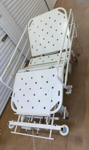 Hospital Bed Electrical Arjo Huntleigh Adjustable Medical Care Home Bed