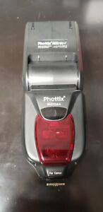 Phottix Mitros + TTL Flash for Canon