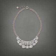 Teardrop Crystal Necklace Nip 120.00 Abercrombie & Fitch Women's shine Opal