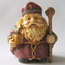 Santa Claus / Father Christmas Figurine 3 - Oddbods - NIB - Martin Perry Studios