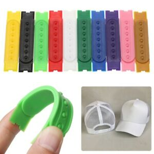 Buckle Strap Snapback Extender Hats Repair Fasteners Snapback Strap Replacement