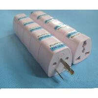 1PC UK EU Universal to AU Australia 3 pin Plug AC Power Adapter Travel Converter