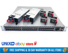 Arista DCS-7050S-52 48x 10GbE  SFP+ 4x 40GbE QSFP+ Front To Rear 2x Power Supply