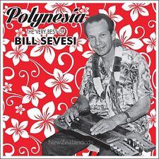 Bill Sevesi 2013 Best of Hawaiian Steel Guitar, New Zealand cd
