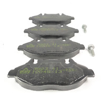 FRONT BRAKE PAD SET FITS MERCEDES-BENZ VIANO, VITO W639 2003 ONWARD, 4216110