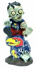 Kansas Jayhawks NCAA Zombie Football Team Logo Figure - New in Box