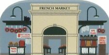 Cat's Meow Village New Orleans French Market Stands # 00-114 New Ship Discounts