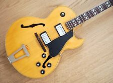 1973 Gibson ES-175DN Vintage Archtop Electric Guitar Blonde Pat # T Tops w/ Case