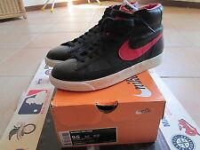 NIKE BLAZER MID PRM 429988 011 Premium Leather Sneaker eur 43 uk 8,5 us 9,5 red